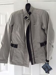 Ladies L Motorcycle Jacket - New with Tags