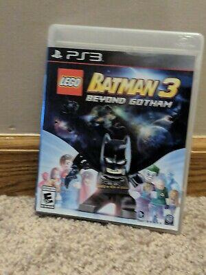LEGO Batman 3: Beyond Gotham (Sony PlayStation 3, 2014) PS3