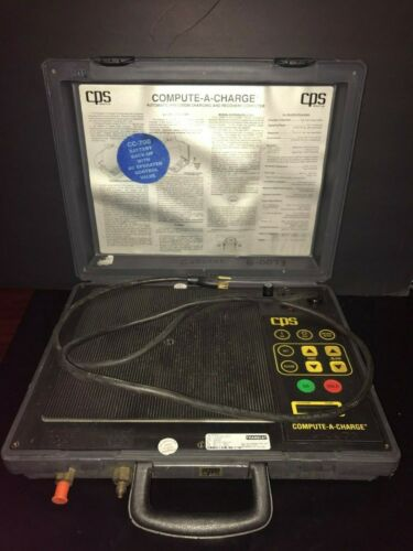 CPS CC-700 Compute-A-Charge