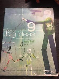 Oxford big ideas 9 Thornlie Gosnells Area Preview
