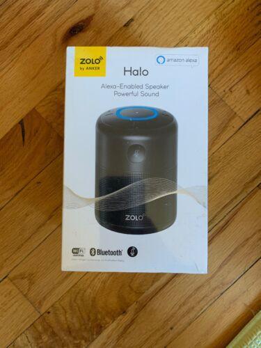 Zolo By Anker Halo Alexa enabled WiFi/Bluetooth Smart Speake