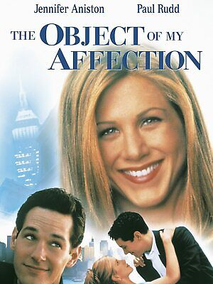 The Object Of My Affection (DVD, 2004) Brand New Sealed