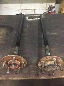 5 bolt SN95 Ford 8.8 Mustang axles