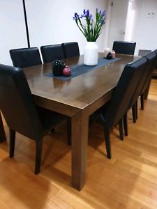 Dining Table Adriatic Furniture Tables Gumtree