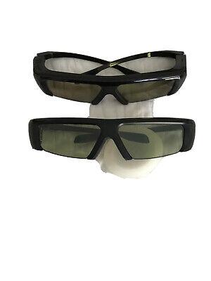 2 Samsung SSG-3100GB Active 3D Glasses For Smart TV
