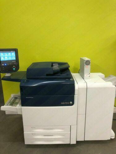 Xerox Versant 80 Press Color Commercial Laser Printer Copier Scanner 80PPM
