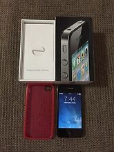 iPhone 4 (Mint Condition) Braddon North Canberra Preview