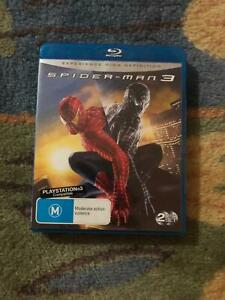Spider-Man 3 Bluray DVD Forest Glen Maroochydore Area Preview