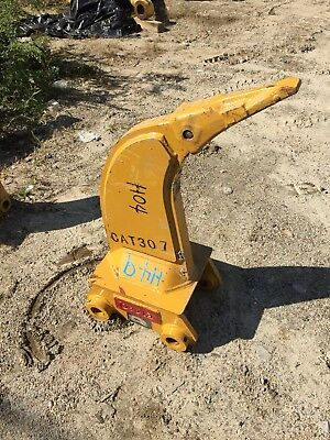 New Teran Caterpillar Cat 307 308 B C Excavator Single Tooth Frost Ripper 50mm