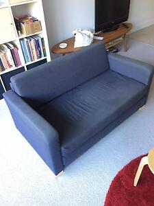 UEGENT 1 year old 2 seat Sofa bed Waterloo Inner Sydney Preview