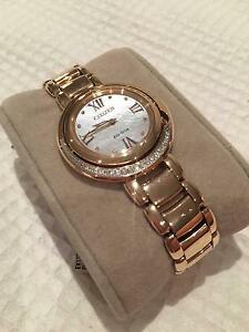 Citizen Eco-Drive Ladies Diamond Watch - never worn Sydney City Inner Sydney Preview