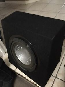 "^** PIONEER 10"" SUBWOOFER IN BOX ONLY 89!!"