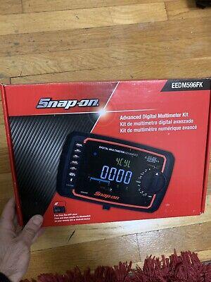 Snap-on Eedm596fk Advanced Digital Multimeter
