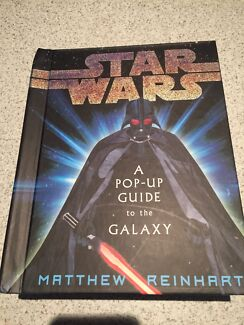 Star Wars pop up guide to the galaxy
