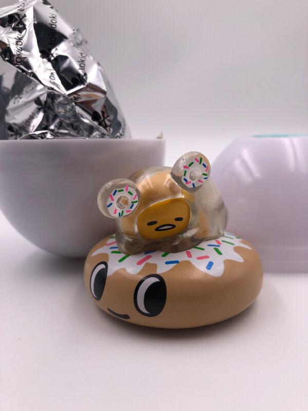Tokidoki x Gudetama Series 1 Blind Box / Egg Figure: Gudetama x Donut