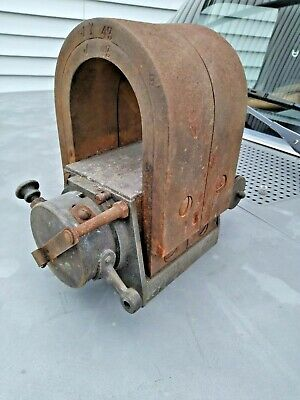 Bosch Du2 2 Cylinder Magneto Antique Motorcycle Gas Engine