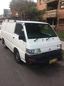 1997 Mitsubishi Express Van/Minivan Woolloomooloo Inner Sydney Preview