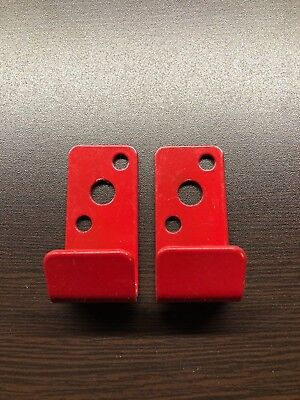 2-new Wall Hook Brackethanger For 2 12 Gal Water Pressure Fire Extinguisher