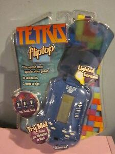 Radica-Tetris-Flip-Flop-Hand-Held-Game