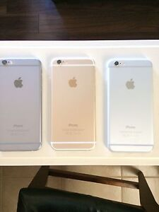 UNLOCKED GOLD/SILVER/GREY IPHONE 6/16GB