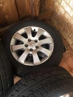 HOLDEN ASTRA RIMS NEED GONE ASAP Gosnells Gosnells Area Preview