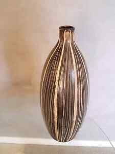 Decorative African Vase brown colour Glenwood Blacktown Area Preview