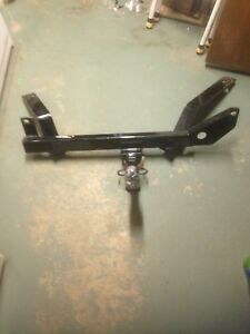 Universal Trailer Hitch