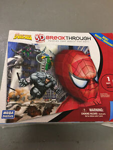 New 3D Spider-Man Mega Puzzle | Never opened |
