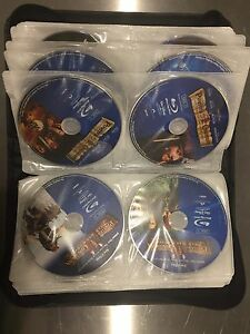 54x assorted Blu Ray Movies and TV shows Braddon North Canberra Preview