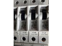 -D 0.5A 13 CBI QY-1 Curve U2 DC Sicherungsautomat mit Hilfsautomat