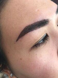 Micro blading eyebrows tattoo Bankstown Bankstown Area Preview