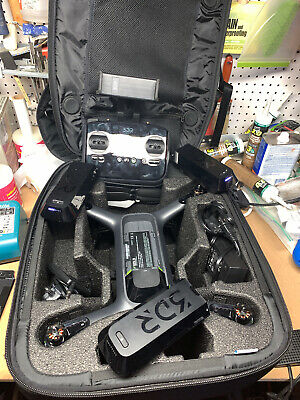 3DR Solo Smart Drone with 3axis Gimbal + BackPack + Go Pro Hero 4