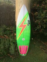 "Surfboard DHD Switchblade 5""10 Newport Pittwater Area Preview"
