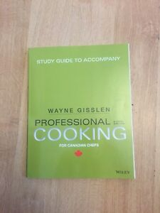 College book for culinary study