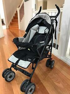 Steel craft stroller Glenwood Blacktown Area Preview