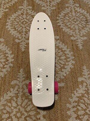 Vokul Complete 22' Skateboard- Retro Style, Mini Cruiser Skateboard Never Ridden
