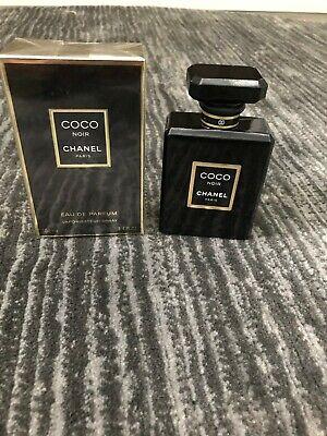 CHANEL Coco Noir 100ml Women's Eau de Parfum EDP Spray Brand New & Sealed