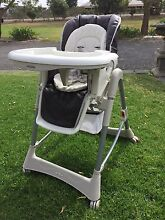 Steelcraft Messina Hi Lo Highchair Lara Outer Geelong Preview