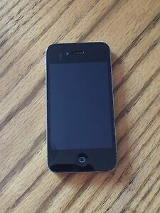 iPhone 4s 16g with unopened otterbox