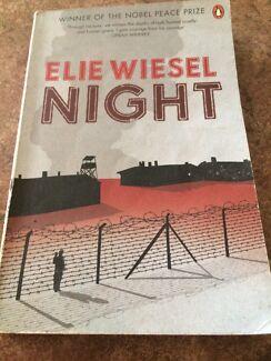 Night(Elie Wiesel) $5