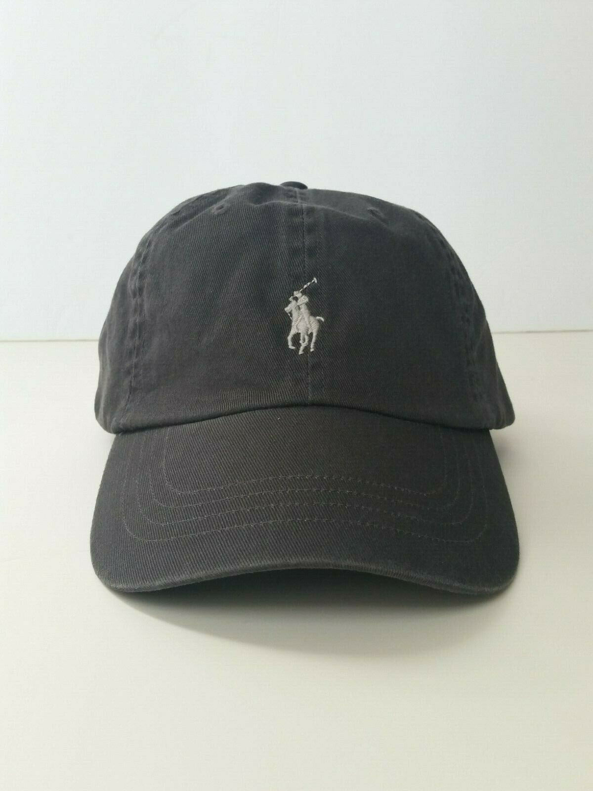 NEW Polo Ralph Lauren Baseball Cap Hat Small Pony Adjustable Strap Asst. Colors.