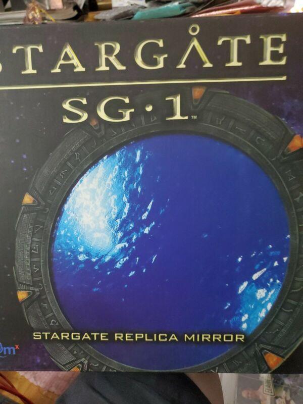 Qmx Stargate SG 1 SG-1 Stargate Replica Mirror Quantum Mechanix 2007