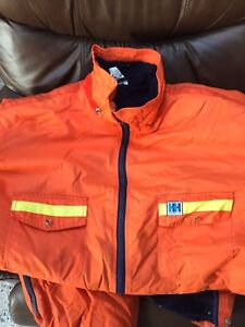 Helly Hansen extreme coveralls