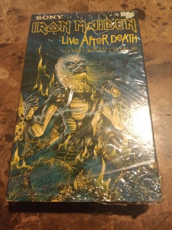 Iron Maiden Life After Death Beta