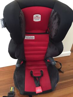 Car booster seat Safe and Sound