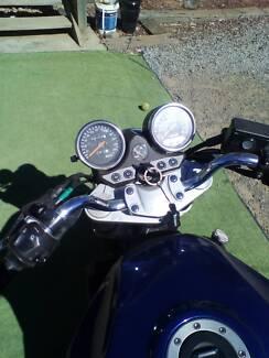 Swap Hyosung bike
