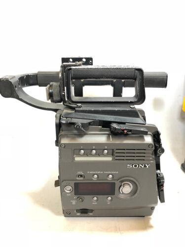 Sony F35 CineAlta HD digital cinematography camera with Super 35mm sensor, 4:4:4
