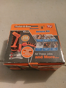 Twist a Saw by Renovator Delux kit brand new never used Armadale Armadale Area Preview