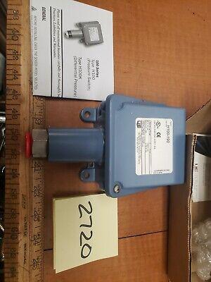 United electric pressure switch H100-190 NIB