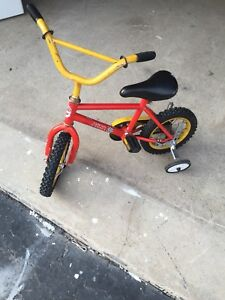 Bike for children really good condition nothing broken